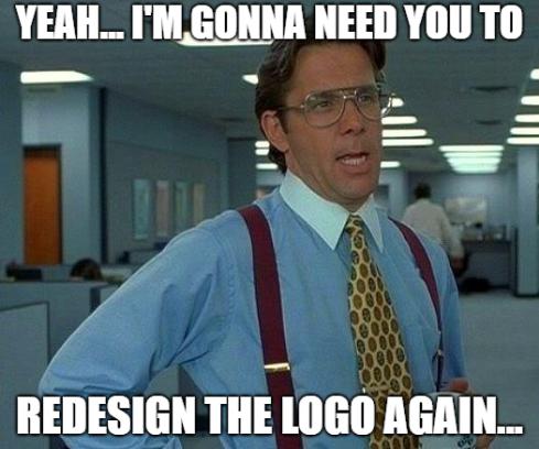 Redesigning Logos, Agile
