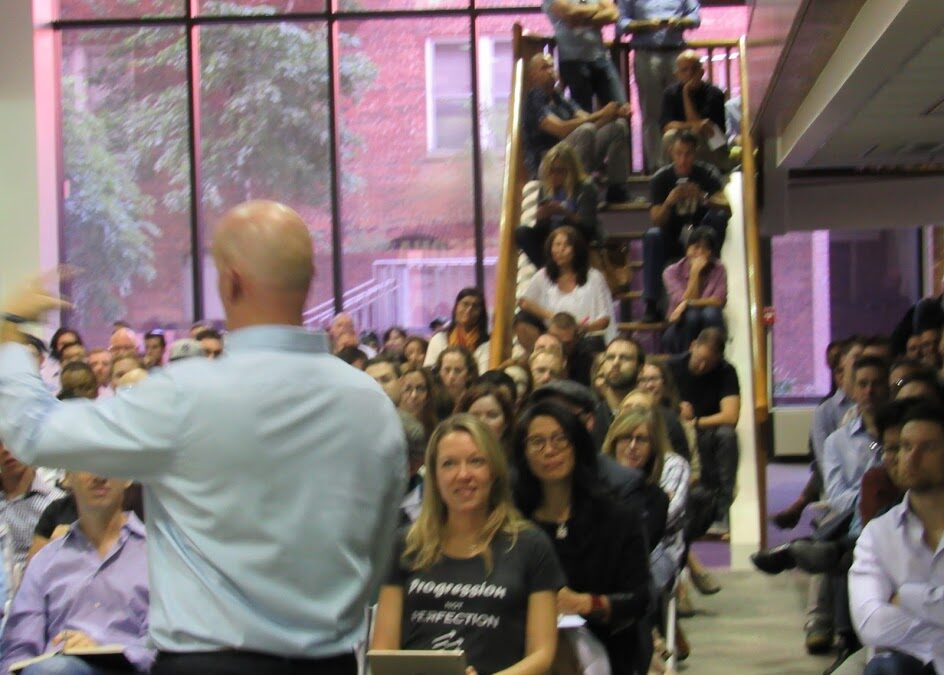 The 3 Great Ways To See Growth in Action At This Year's Denver Startup Week