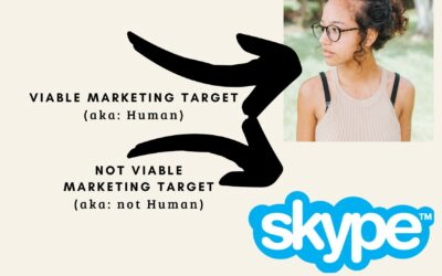 B2B Marketing 101: Target Humans, Not Buildings or Logos